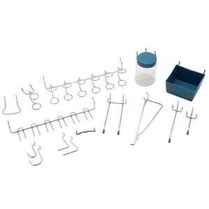 Everbilt Pegboard Organizer Kit (43-Piece)-18027 - The Home Depot