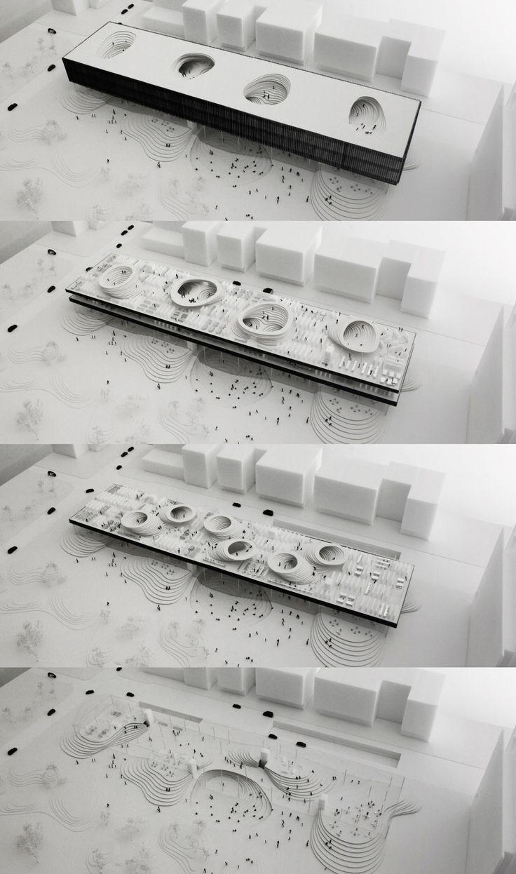 conceptualizingarchitecture:  Helsinki Central Library, We arechitecture + jaja architects | Arquitectura Beta