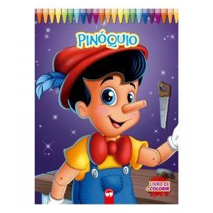 Livro Gigante - Pinóquio