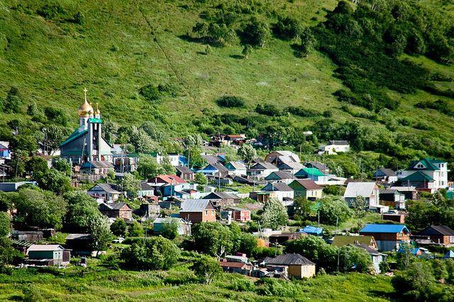 Petropavlovsk Kamchatsky
