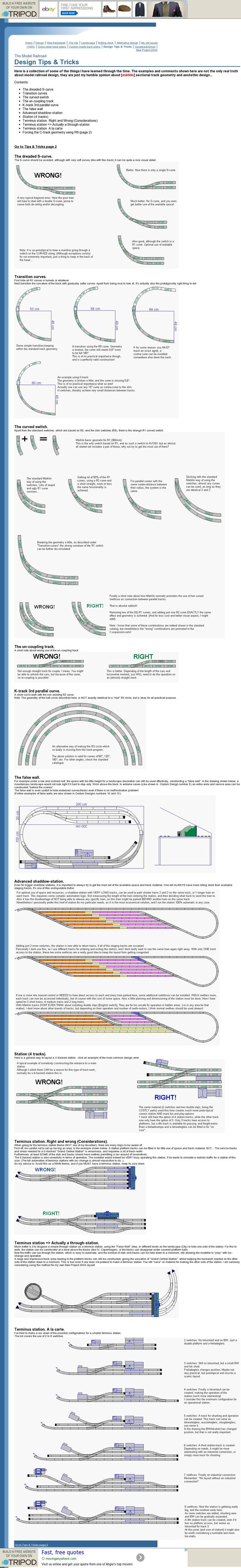 The website 'http://hoexbroe.tripod.com/train/id36.html' courtesy of @Pinstamatic (http://pinstamatic.com)