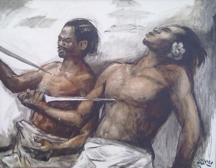 Barli Sasmitawinata - Wanita dan Pria