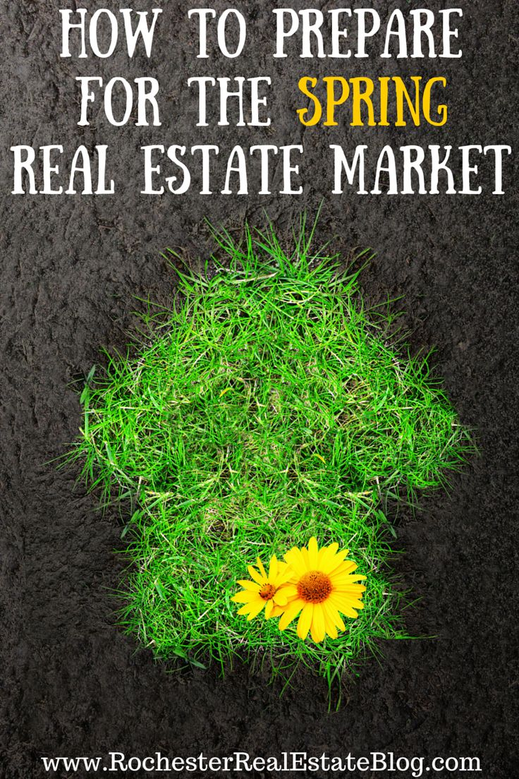 How To Prepare For The Spring Real Estate Market - http://www.rochesterrealestateblog.com/how-to-prepare-for-the-spring-real-estate-market/ via @KyleHiscockRE