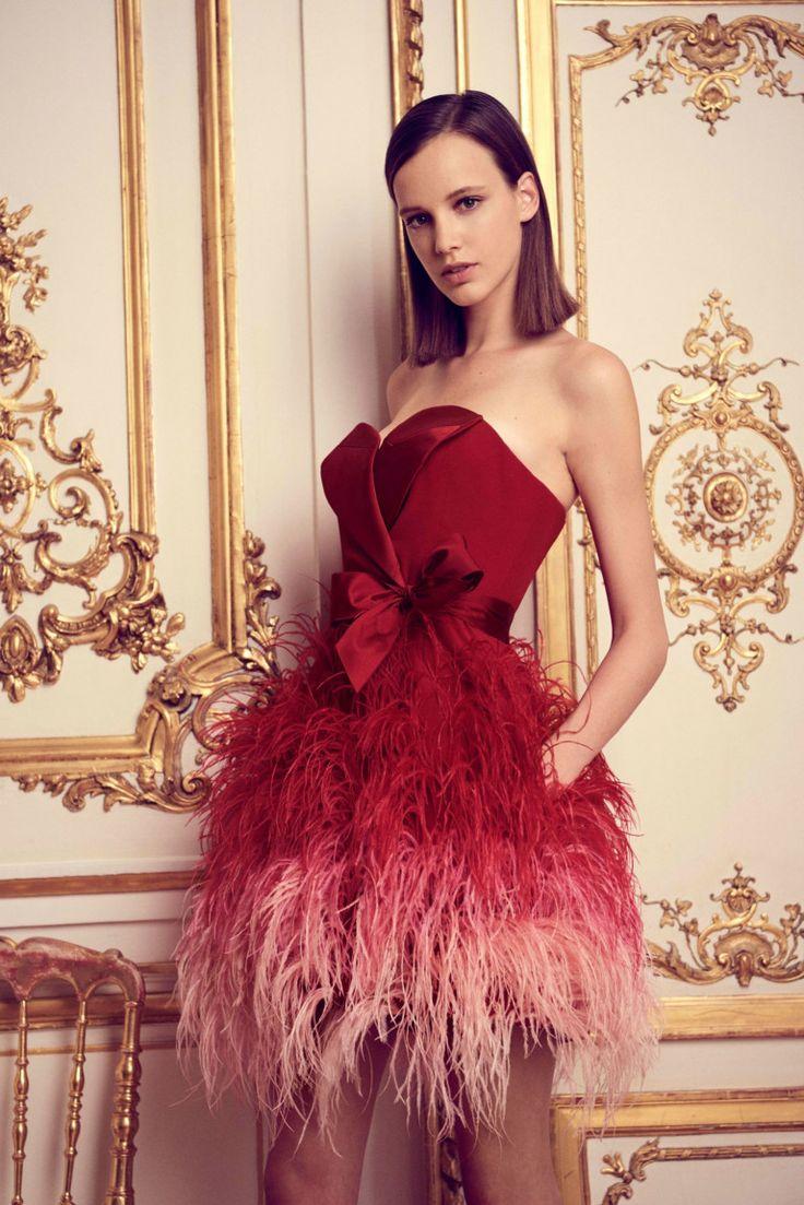 Alexis Mabille коллекция   Коллекции осень-зима 2017/2018   Париж   VOGUE