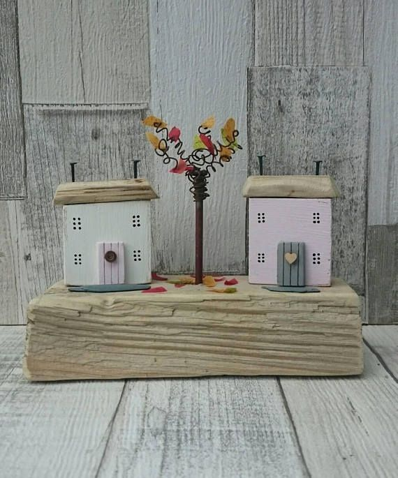 Check out this item in my Etsy shop https://www.etsy.com/uk/listing/557817851/autumn-decor-driftwood-art-wooden-house