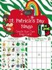 St. Patrick's Day Free Bingo Game (Create Your Own Card/Luck) - let your students create their own bingo card.  Don't do it for them!  This St. Patrick's Day Free Bingo Game includes the following:  1.  One St. Patrick's Day calling card containing 24 St. Patrick's Day related images. 2.  One St. Patrick's Day Picture Card containing 24 St. Patrick's Day related images that the students will need to cut out. 3.  One St. Patrick's Day Bingo Template Card for the students to make their own St…