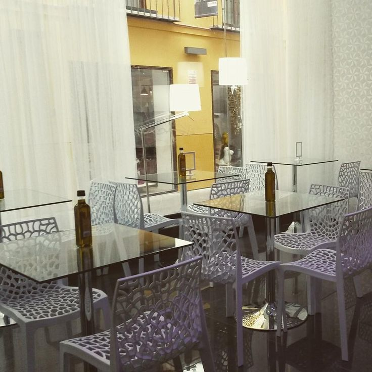 Cafeteria de Blue 8 SEVILLA