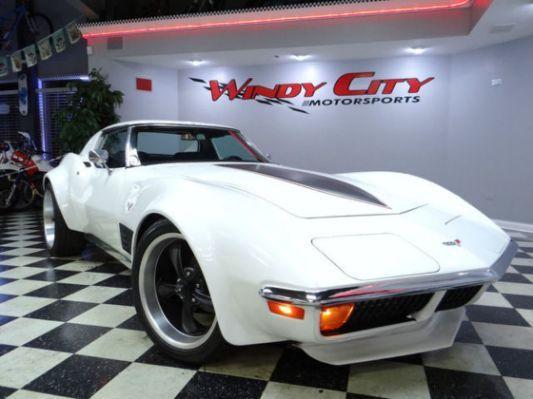 Chevy Corvette Stingray C3 Restomod Corvette Fever