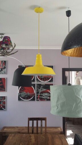 Part of our lamps exposition. See them all at www.h-design.pl.
