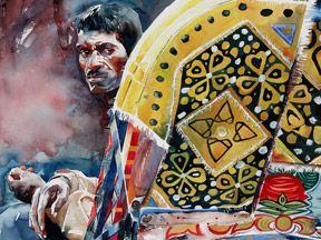 Rajkumar Sthabathy (India, 1975-)