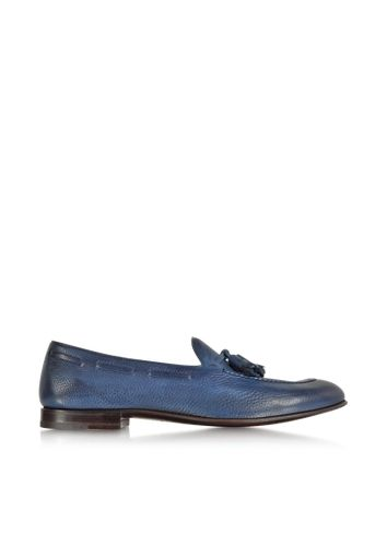 Fratelli Rossetti Summer Brera Cobalt Blue Loafer