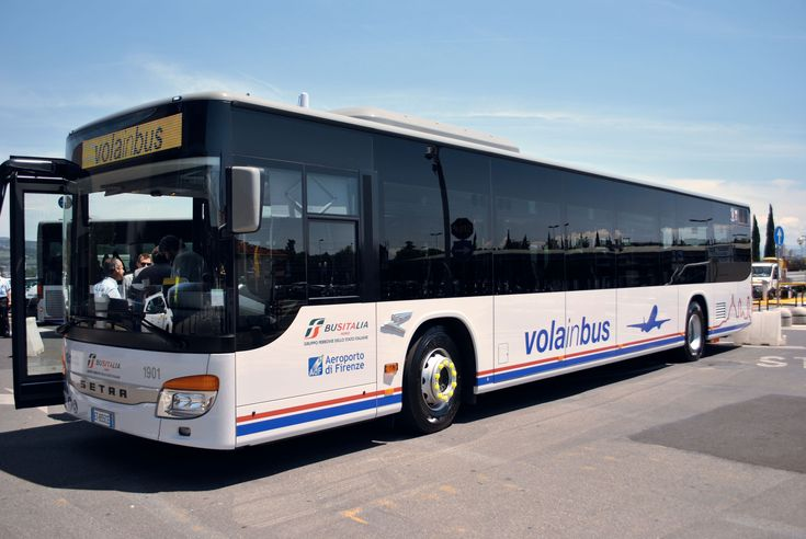 Nuovi autobus per il servizio VolainBus, da Firenze all'aeroporto Amerigo Vespucci - http://www.toscananews.net/home/autobus-per-servizio-volainbus-firenze-allaeroporto-amerigo-vespucci/