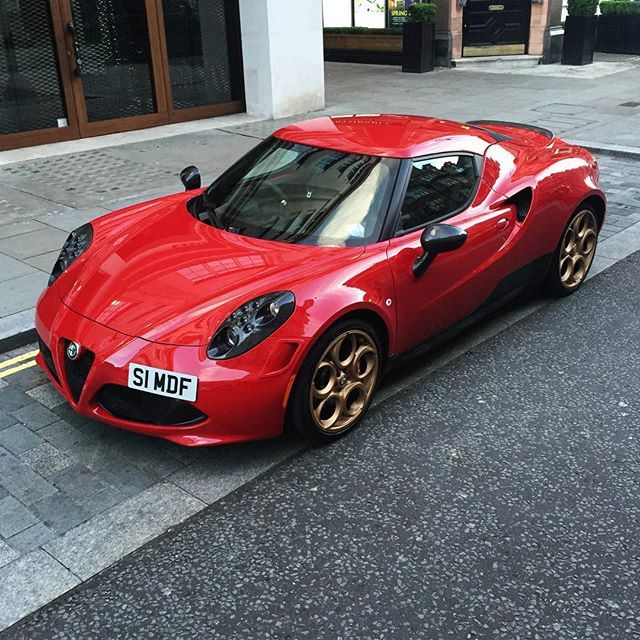 Alfa Romeo Car Wallpaper: 17 Best Images About Alfa Romeo 4c On Pinterest