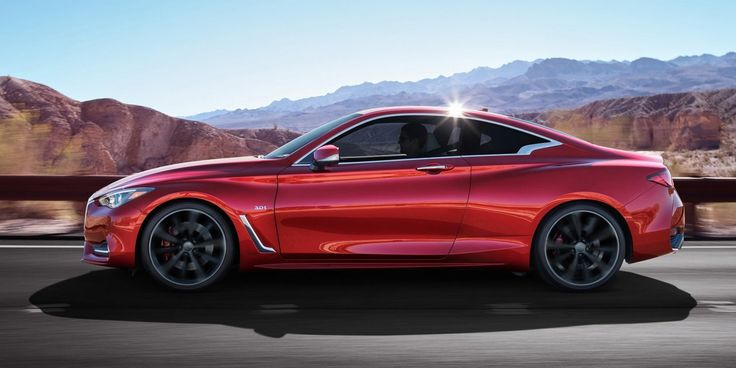 Con la llegada del Infiniti Q60 Coupé el fabricante premium japonés ofrece otro atractivo coupé de tracción trasera con 400 CV de potencia.
