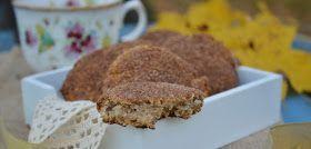 Troll a konyhámban: Fahéjas cukkinis keksz tojás nélkül - paleo
