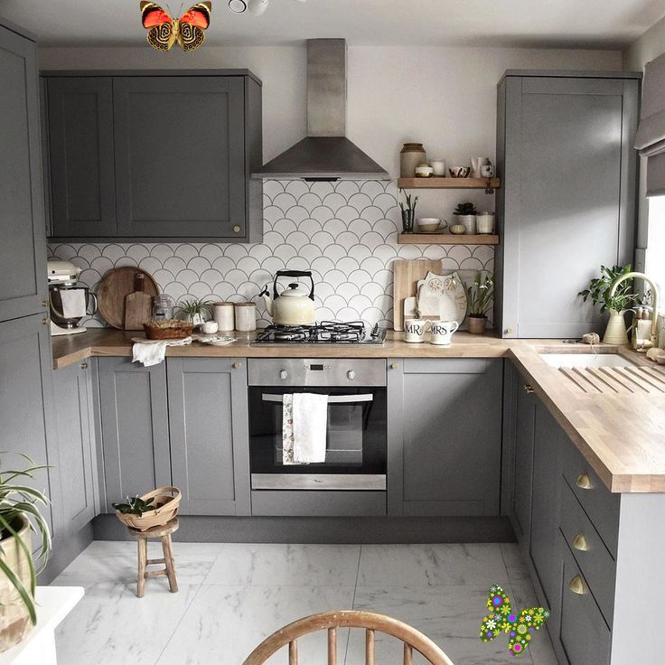 Fairford Slate Grey Kitchen Create A Country Kitchen Design With Our Fairford Slate Grey Kitchen Cabinet Grey Kitchen Interior Howdens Kitchens Country Kitchen