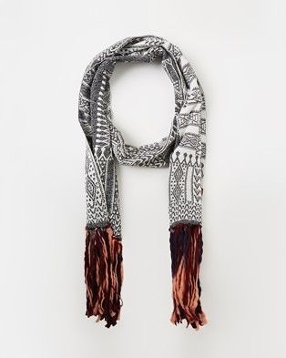 Buy Chunni Scarf by Tigerlily online at THE ICONIC. Free and fast delivery to Australia and New Zealand.