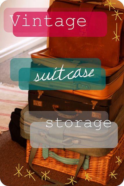 Best 25  Suitcase storage ideas only on Pinterest | Lp player ...