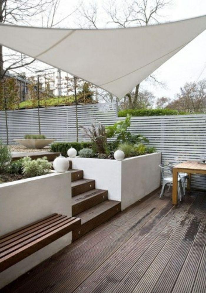 40 Bilder moderne attraktive Terrassenüberdachung mit ...