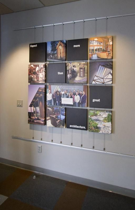 Elegant AS Hanging Systems Versatile Contempo System Includes Artwork Display  Systems And Gallery Hanging Systems Perfect For Any Space.