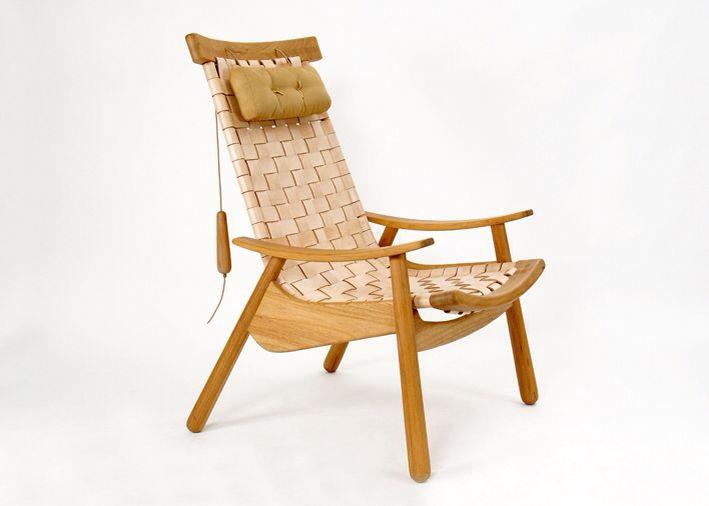 Poltrona Leme / Leme Armchair. Design by Alfio Lisi.