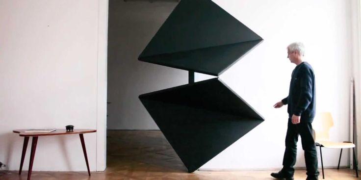 An Austrian Artist Has Completely Reinvented The Door