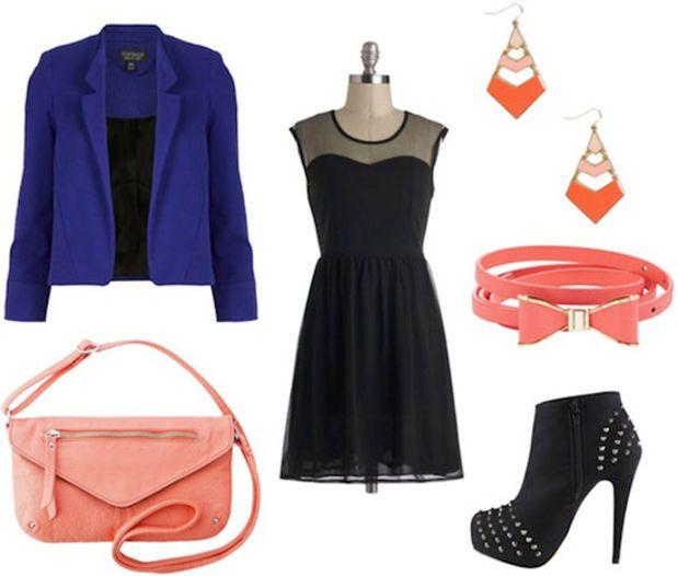 Style Remix: Little Black Dress - College Fashion