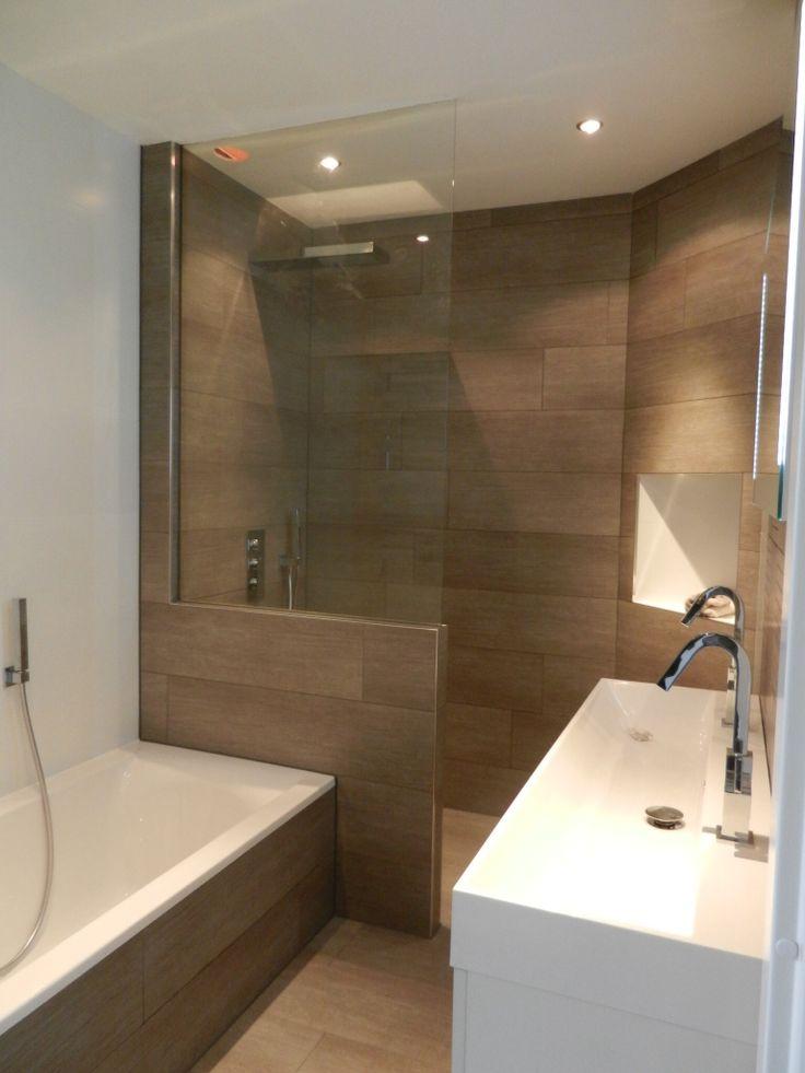 53 best badkamer meubels images on pinterest accessories bathroom and by the - Badkamer mansard ...