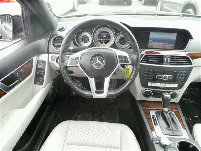 2013 Mercedes-Benz C-Class C300