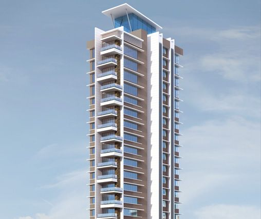 19 storeys tall. Ekta Oculus enjoys easy connectivity to other parts of Mumbai. Residential project in Chembur by Ekta World