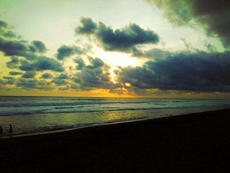 Pantai Glagah, Kulonprogo, Yogyakarta