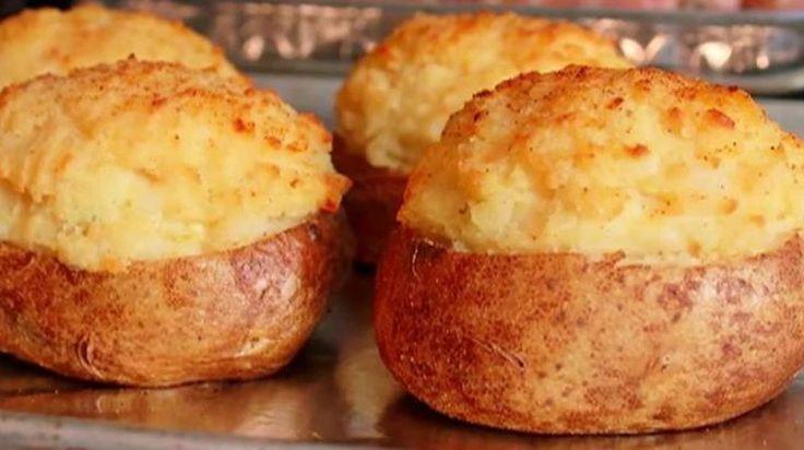 Zo heb je de Hollandse aardappel nog nooit geproefd. Twee keer gebakken en dubbel zo lekker!