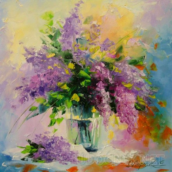 Букет сирени Букет сирени,картина маслом на холсте,картина маслом для интерьера,цветы,природа,красота,картина маслом на подарок,импрессионизм