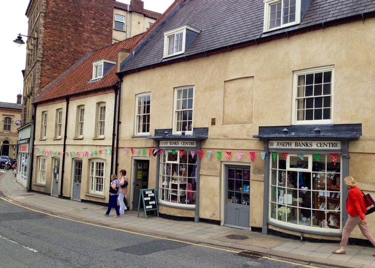 Horncastle, Lincolnshire.