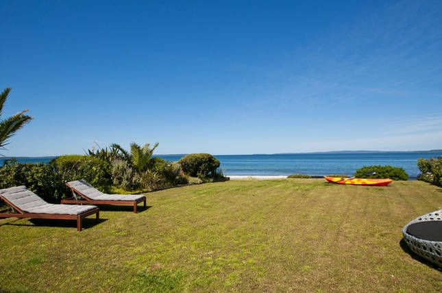 Beachfront Bliss - Callala Beach, a Callala Beach House | Stayz