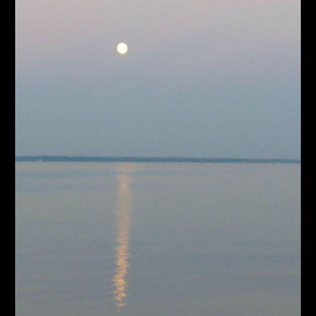 Silverbridge, 17. 08.  2016 #silver #bridge #moon #summer #summertime #moonlight #evening #balaton #ilovehungary #ilovebalaton #ig_magyarorszag #ig_hungary #instaphoto #photogram #mood #gergelybarki #artphoto #artlover #instaart #balatonalmadi #minimalart
