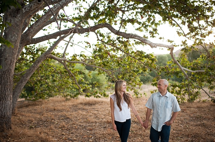 Rancho San Diego Styled   field, picnic, casual, lakeside, dock    Engagement Session by Acres of Hope Photography   Styled By Kayla O'Rourke