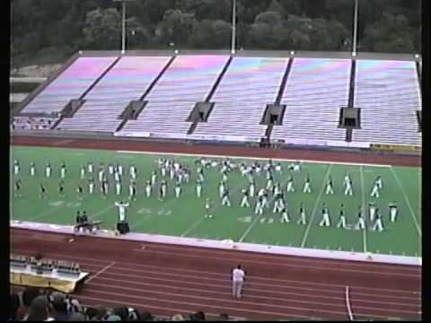 Herbert Hoover High School Marching Band, Clendenin, WV 1993