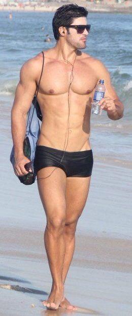 Women, terrific leather bikini speedos Imm