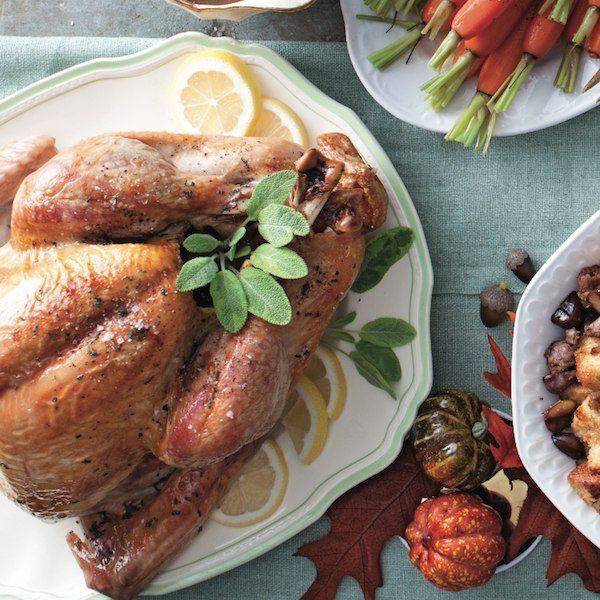Update an old favourite with sweet honey, sage and sherry for a truly delectable meal this holiday season. Get this turkey recipe at Chatelaine.com.