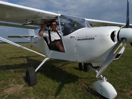 20 min zobr cu avionul usor langa Bucuresti+ 10% reducere la cursuri pt obtinerea licentei de pilot. happybox Aventura- 180 lei. Afla mai multe: www.happy-box.ro