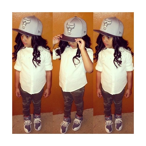 Dope Little Girls With Swag | www.imgkid.com - The Image ...