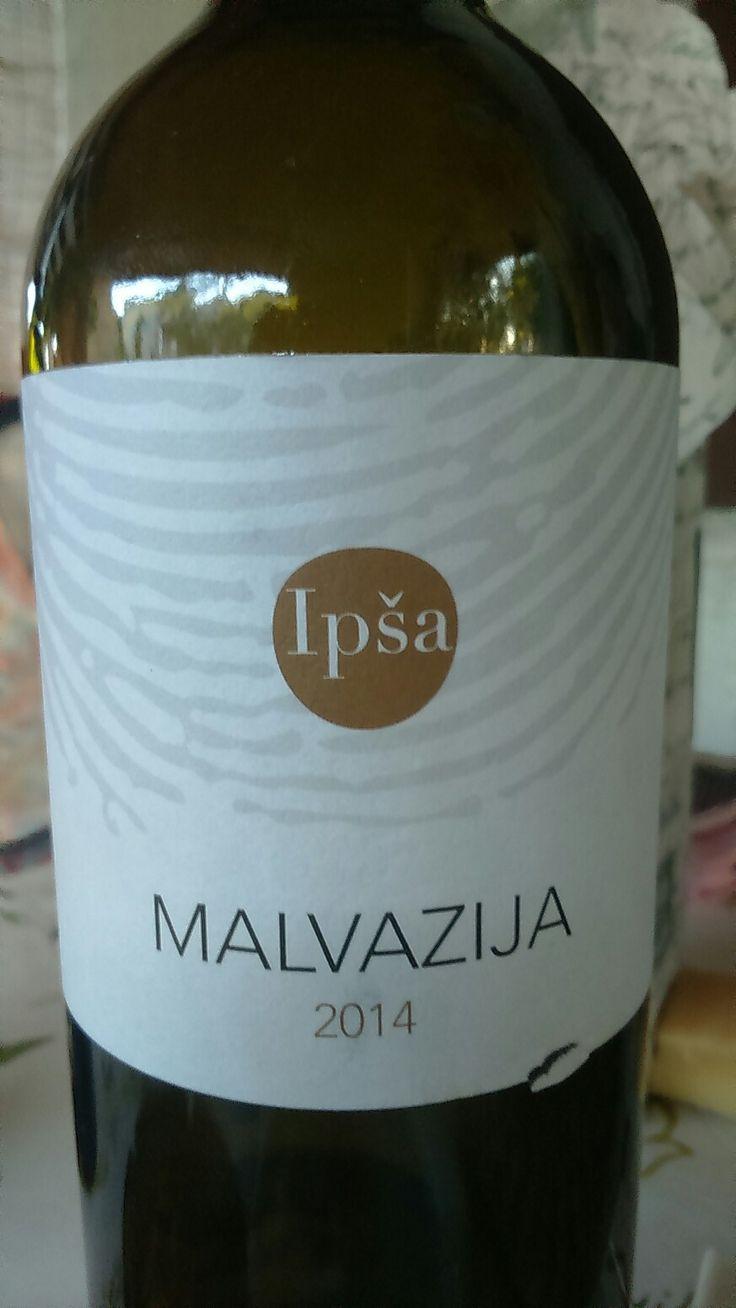 Ipša - Malvoisie 2014