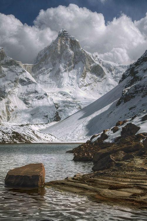 Shiva Lake, Afghanistan