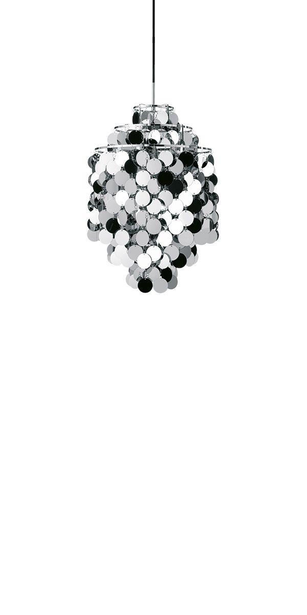 FUN 1DA - Pendant designed in 1964 by Verner Panton