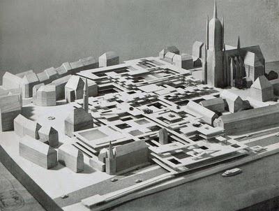 centro de Frankfurt de 1963. MAT BUILDINGS