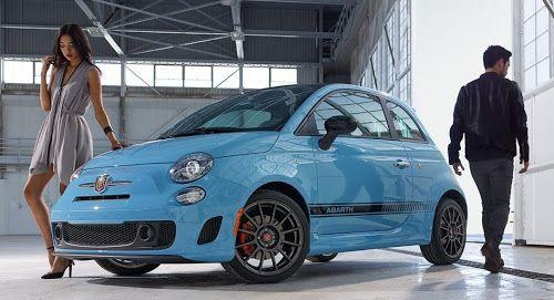 Fiat 500 USA: Fiat Sales for April 2017