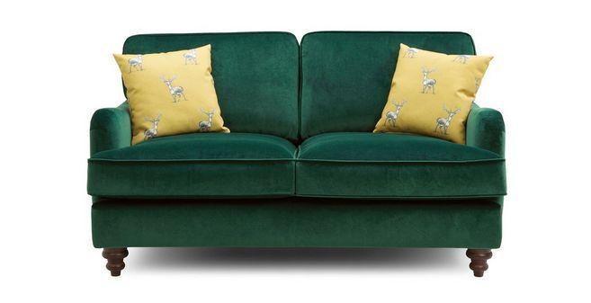 Rutland 2 Seater Sofa Abbey Velvet Dfs 2 Seater Sofa Sofas For Small Spaces Sofa