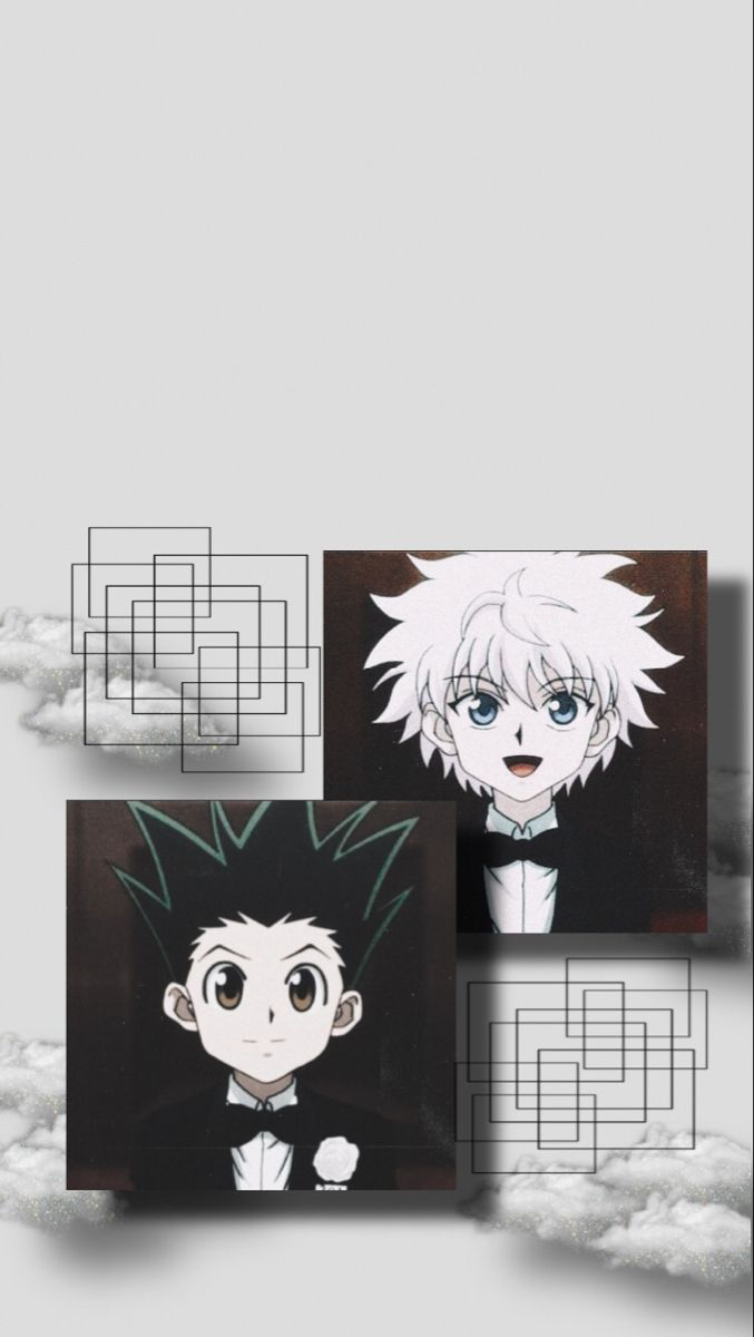 Pin On Louca Por Killua