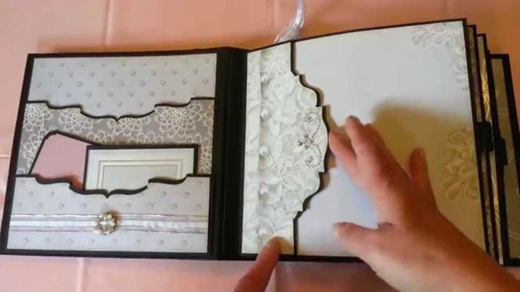 Wedding mini album